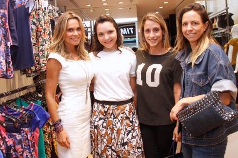 Fernanda Barbosa, Patricia Birman, Carol Buffara e Carol Gimenes 20141014_4670-76