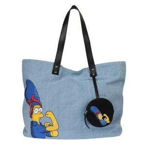 Bolsa - Coleção Simpsons na Riachuelo - R$ 89,90