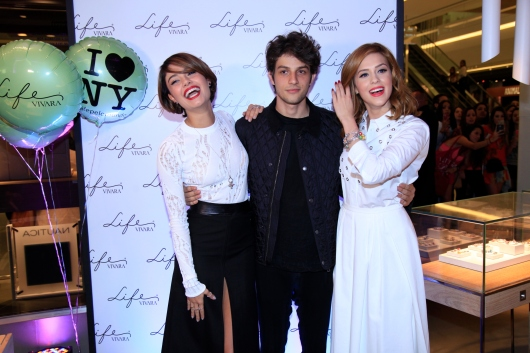 Sophie Charlotte , Chay Suede e Sophia Abrahao 3292